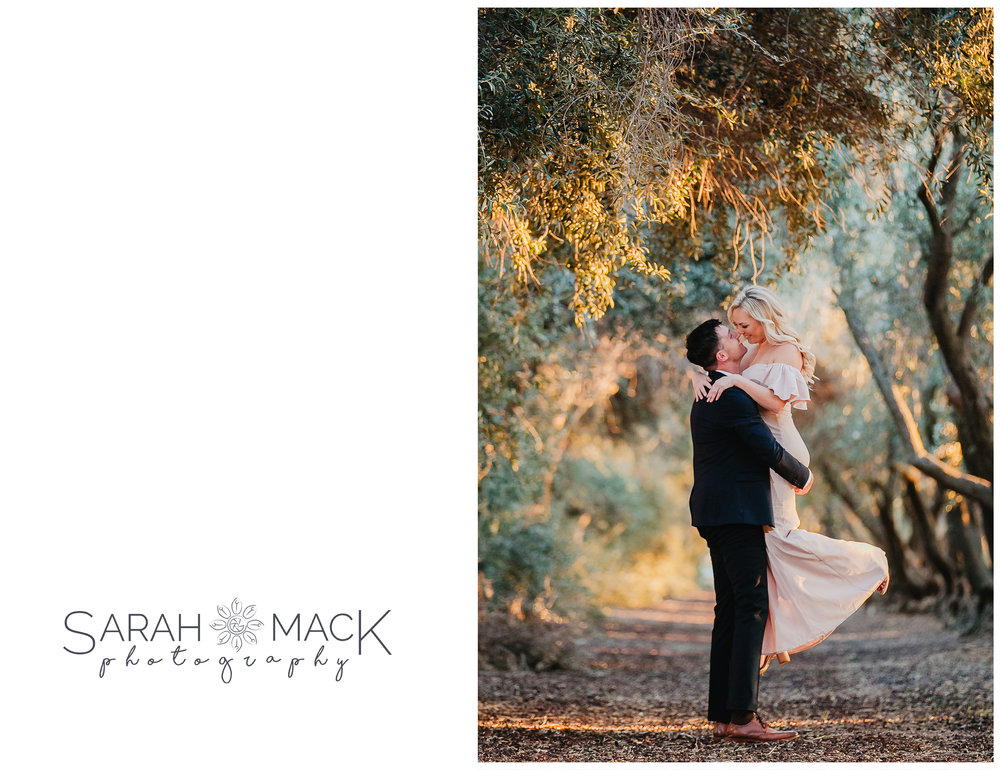 Highland Springs Ranch and Inn Engagement Photography
