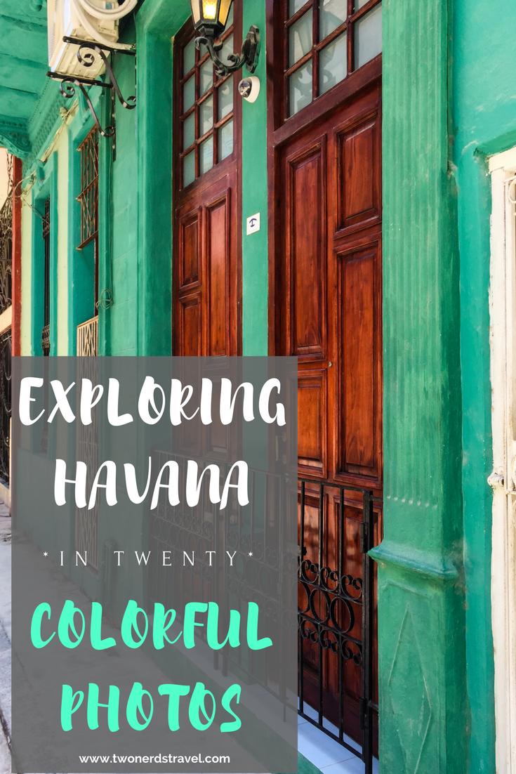 Colorful Havana Pinterest