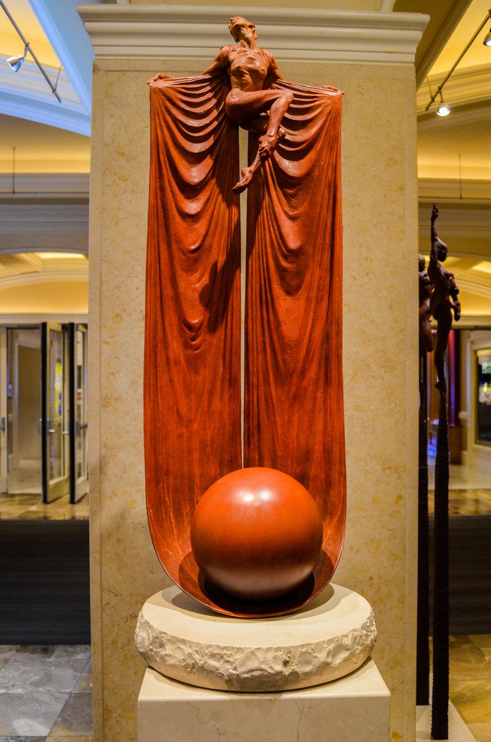 Richard MacDonald sculptures 2