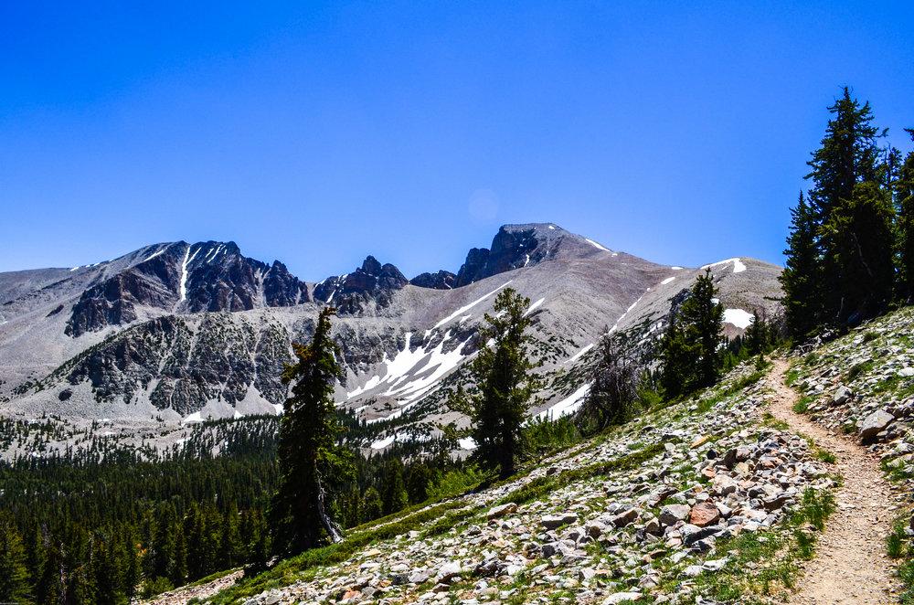 Great Basin National Park, Nevada - June 2017