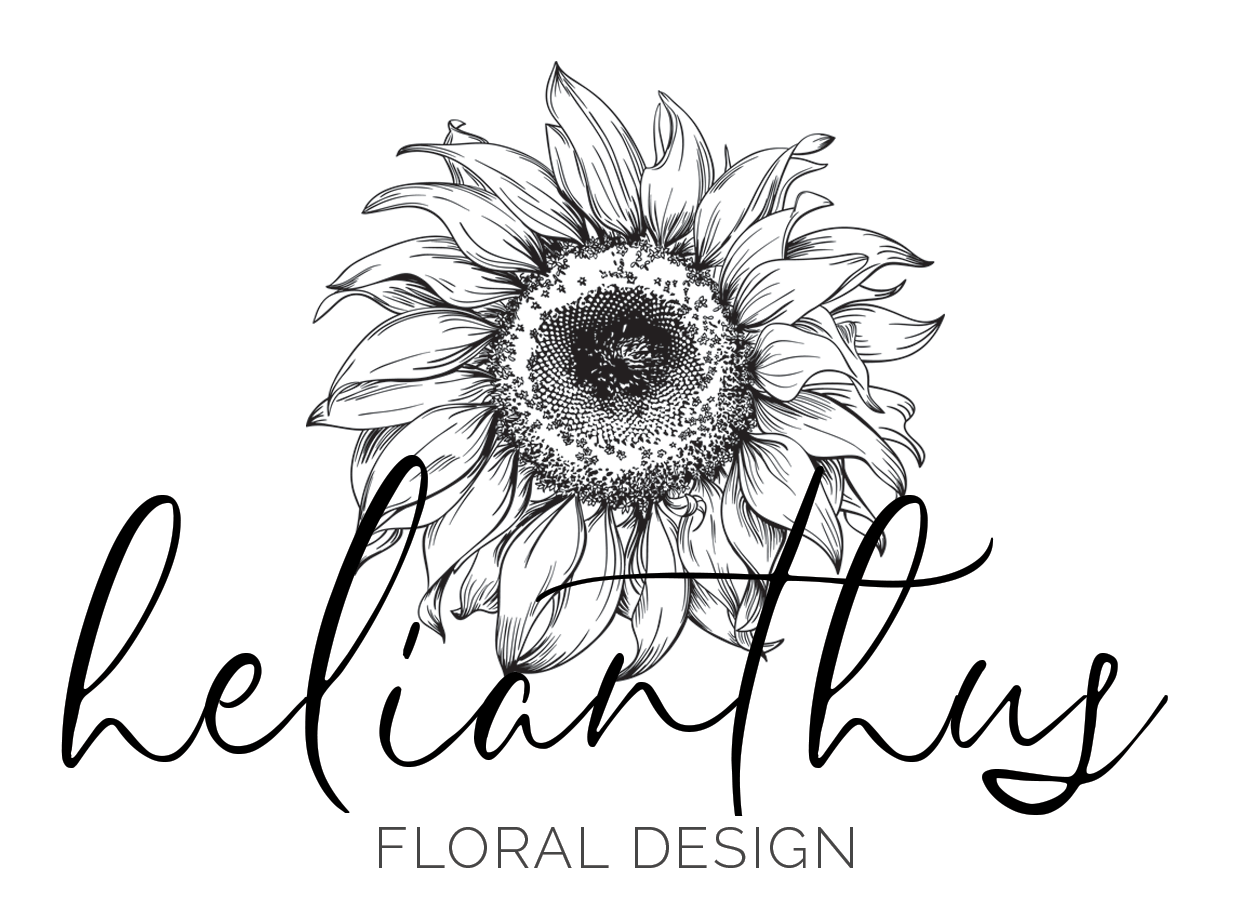 helianthus floral design