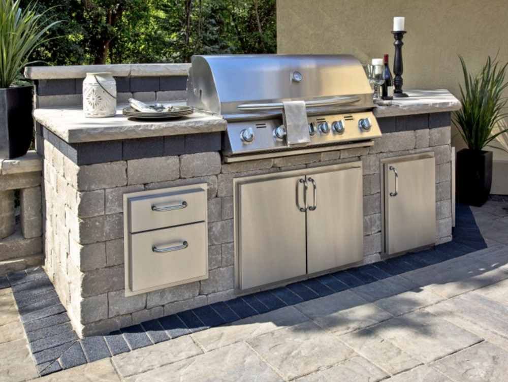 Outdoor Kitchens -