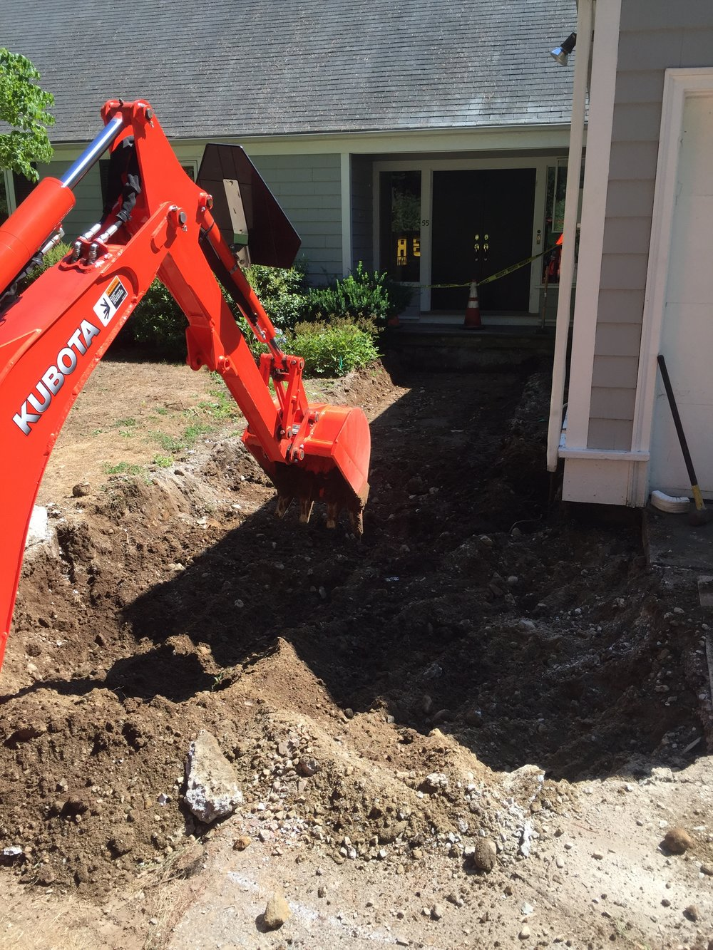Excavation Millis MA