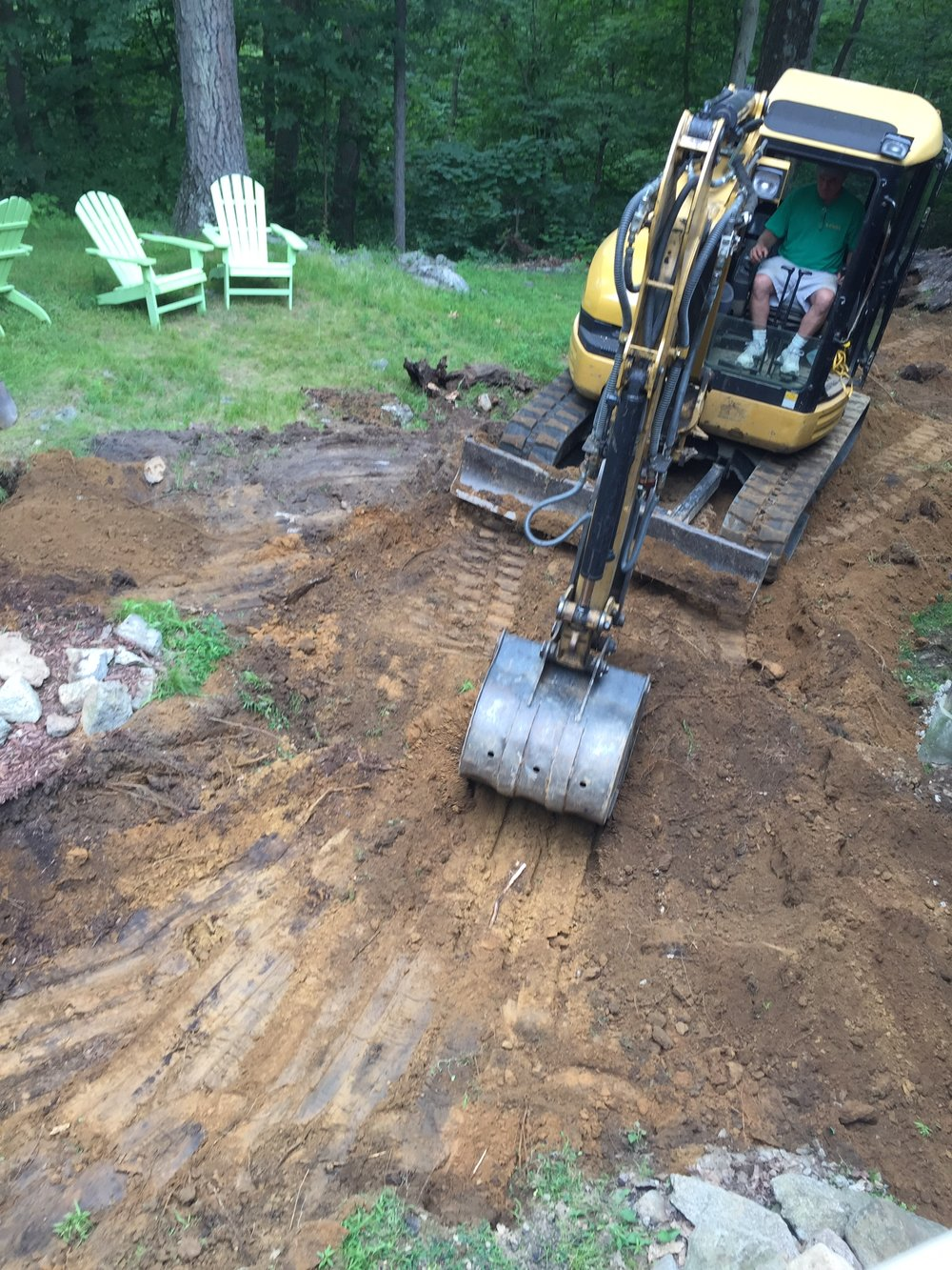 Excavation Natick MA