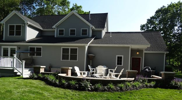 Experienced patio installation in Wellesley Massachusetts