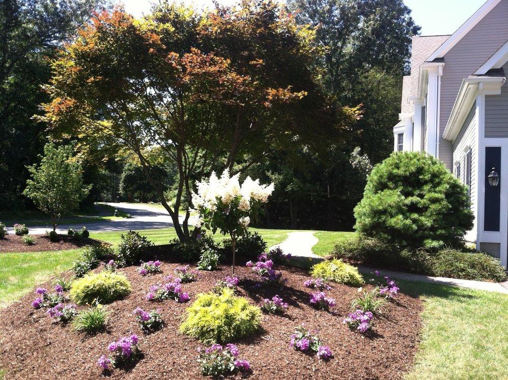 Garden Walpole MA