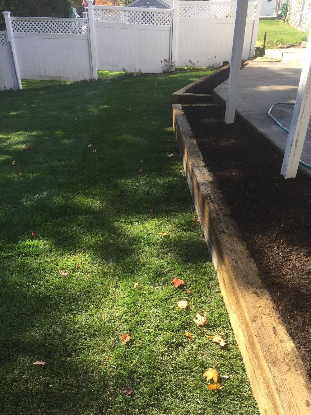 Experienced landscape maintenance with lawn care in Needham Massachusetts