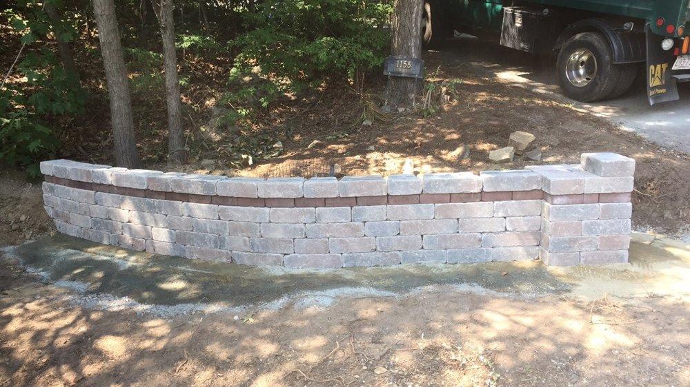 Retaining Wall Wayland MA