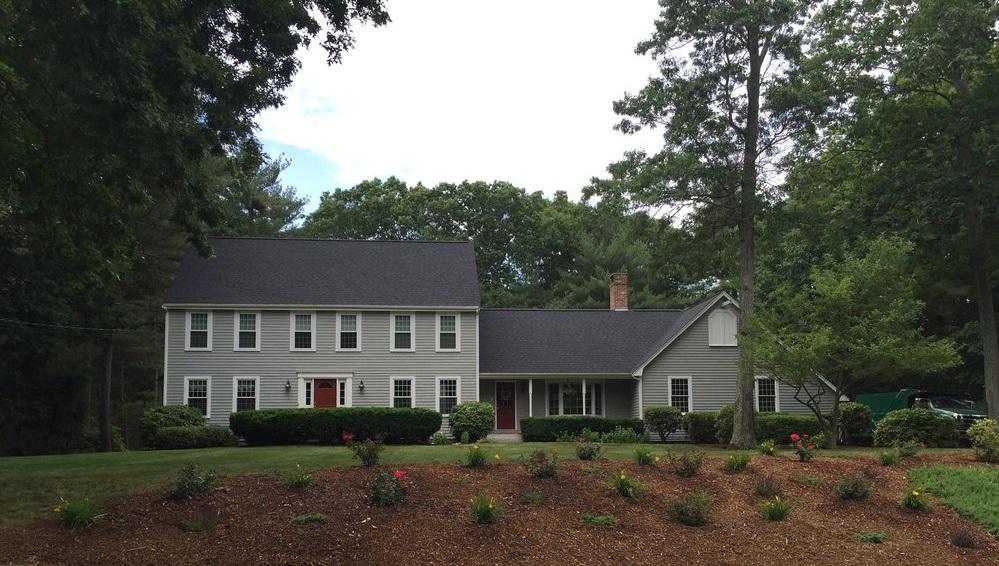 Landscape design landscaping company in Norfolk, MA