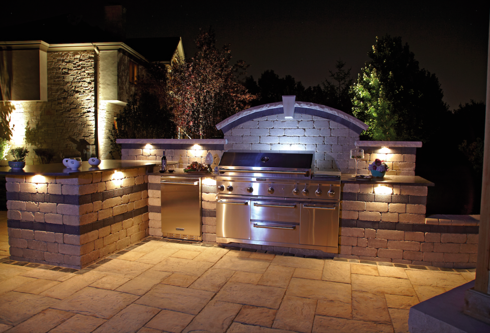 Upgrade your Landscape Design with a Beautiful Outdoor Kitchen in Sudbury, MA
