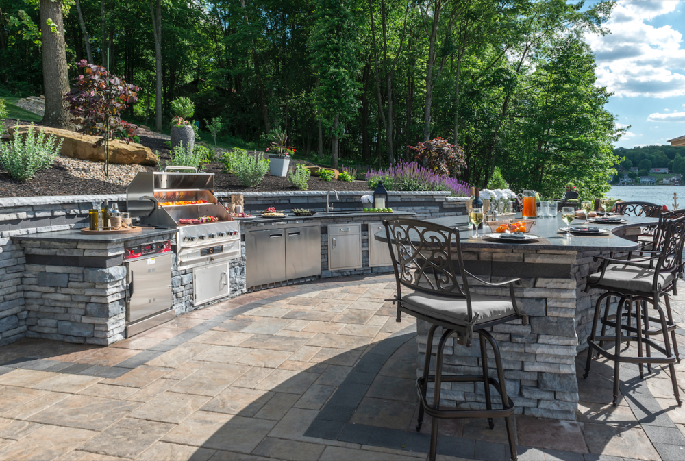 How to Optimize Your Outdoor Kitchen Layout in Chestnut Hill, MA
