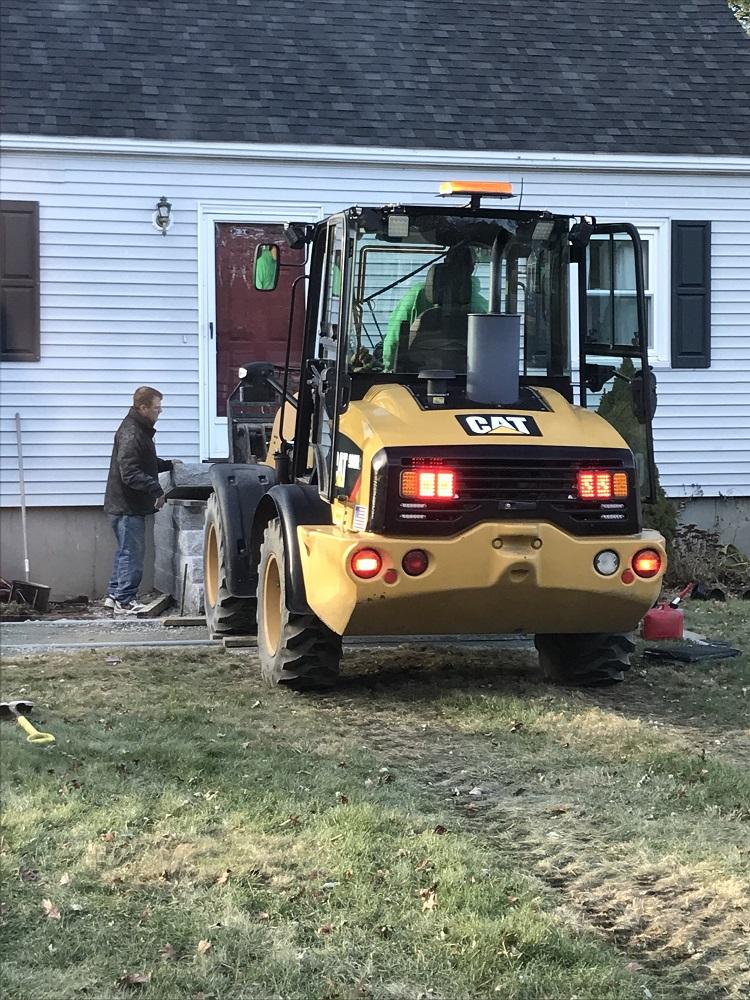 Excavation companies in Newton, MA
