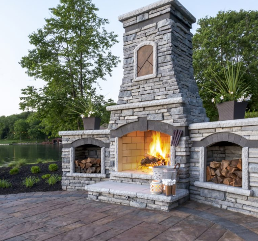 4 Tips for Cleaning and Maintaining Your Wellesley, MA, Outdoor Fireplace