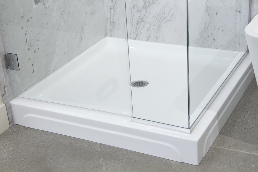 Acrylic Shower Pan