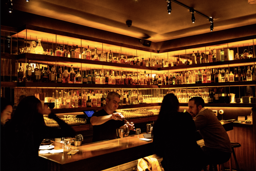BAR GOTO. - NEW YORK