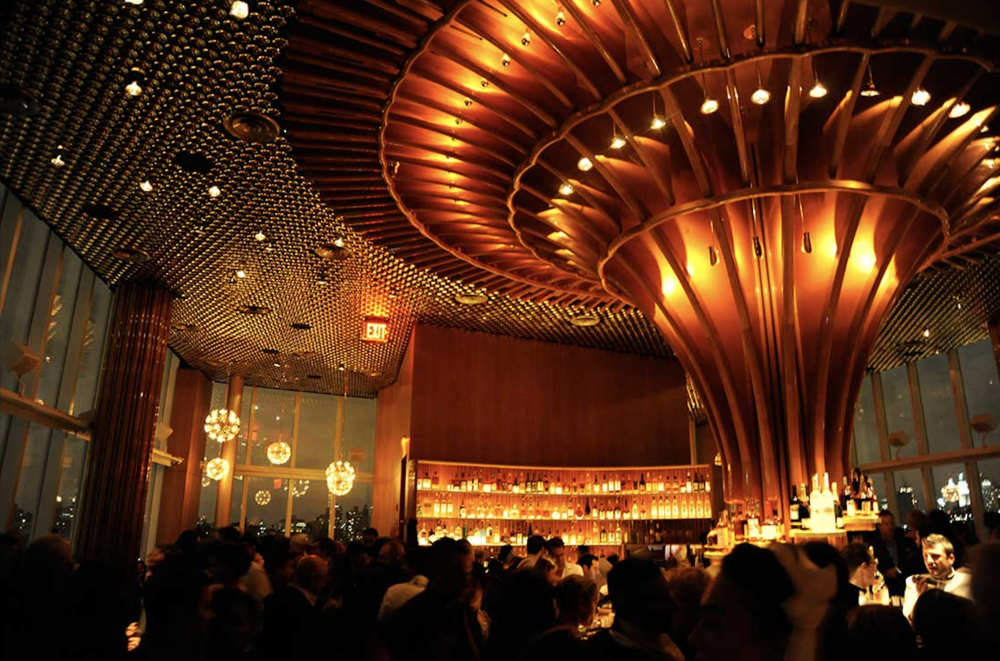BOOM BOOM ROOM (TOP OF THE STANDARD). - NEW YORK | Meatpacking