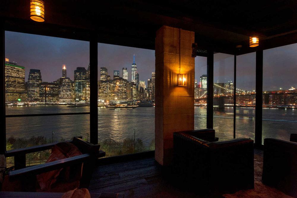 BROOKLYN HEIGHTS SOCIAL CLUB @1 HOTEL BROOKLYN BRIDGE. - NEW YORK | Dumbo