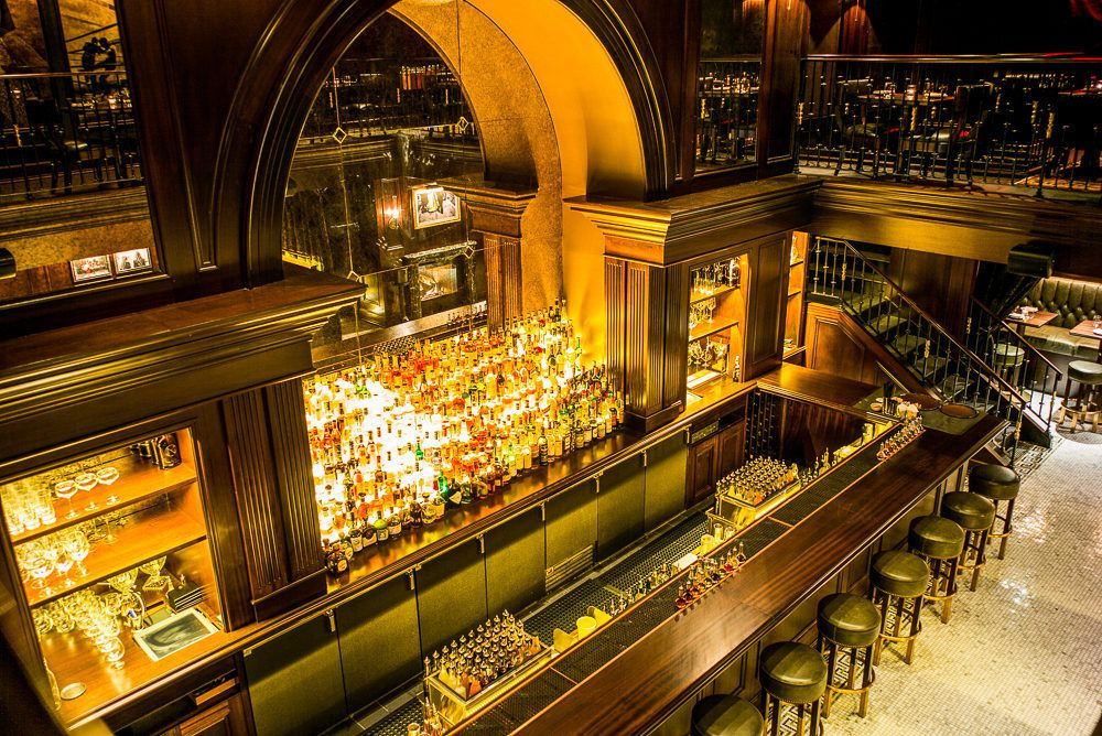 NOMAD BAR @NOMAD HOTEL. - NEW YORK | NoMad