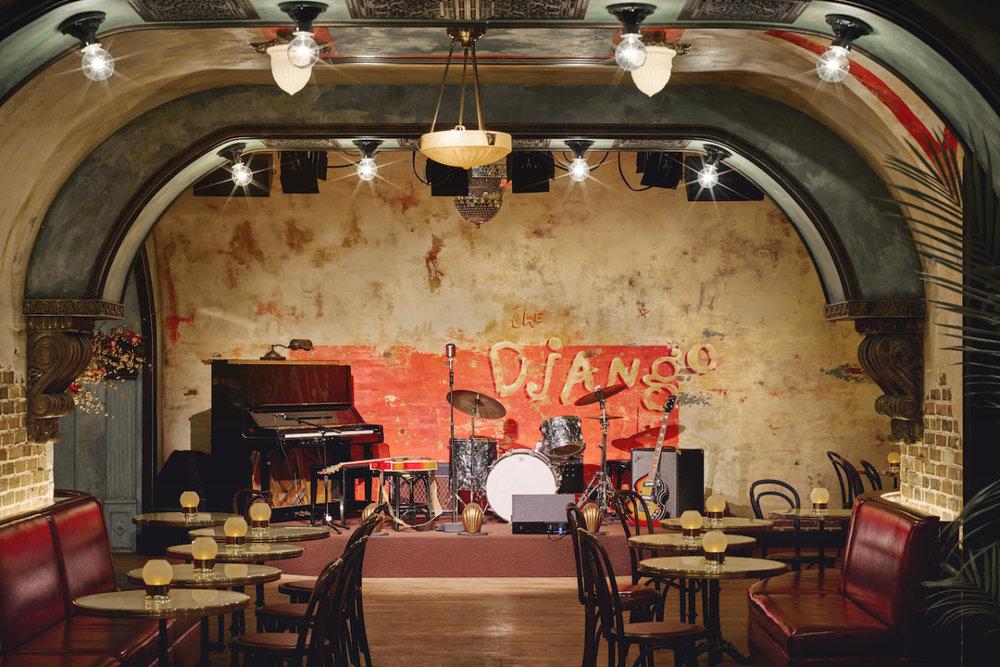 THE DJANGO. - NEW YORK | Tribeca