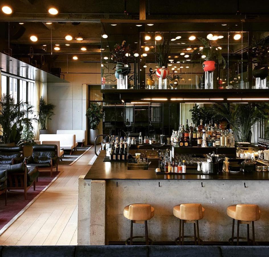 SPRING PLACE @SPRING STUDIOS. - NEW YORK | Tribeca