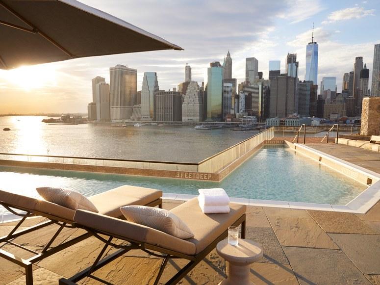 1 HOTEL BROOKLYN BRIDGE. - NEW YORK | Dumbo