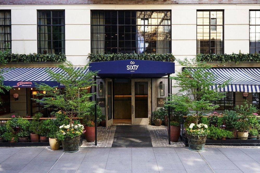 THE HOTEL. - Sixty Soho