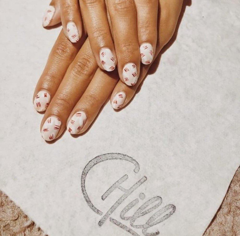 THE GOOD STUFF. - The signature nail design