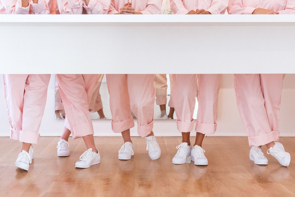 GLOSSIER SHOWROOM. - NEW YORK | LOS ANGELES