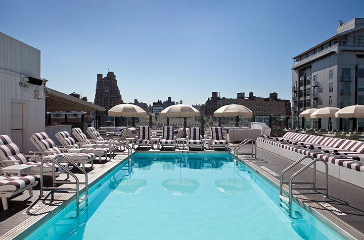 SOHO HOUSE. - NEW YORK