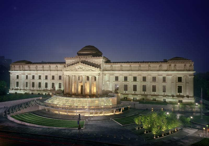 BROOKLYN MUSEUM. - NEW YORK | Prospect Park