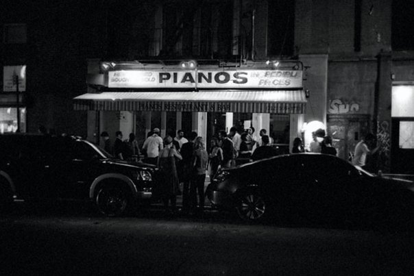 PIANOS. - NEW YORK | Lower East Side