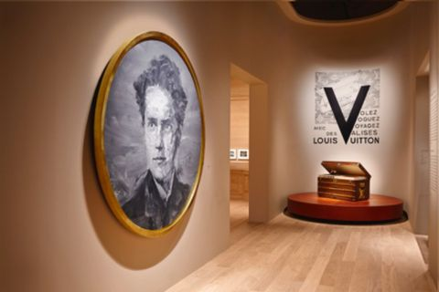 """FAV EXHIBITION. - """"Volez, Voguez, Voyagez – Louis Vuitton"""""""