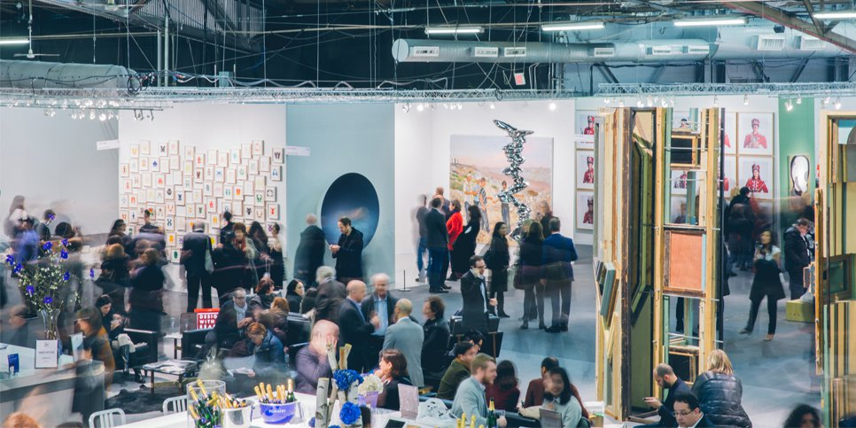 ARMORY SHOW. - NEW YORK | Hell's Kitchen
