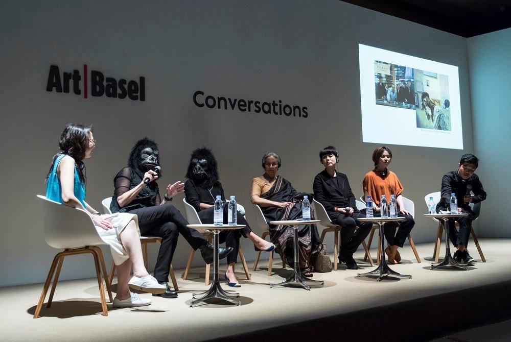 ART BASEL. - MIAMI | BASEL | HONG KONG