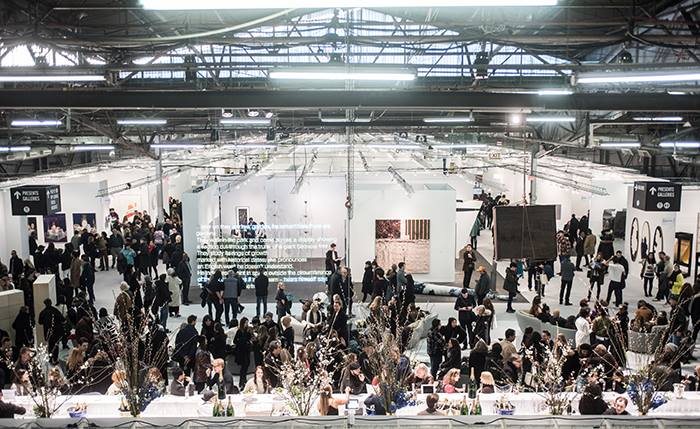 ARMORY SHOW. - NEW YORK
