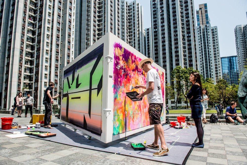 ART BASEL. - MIAMI, HONG KONG, BASEL