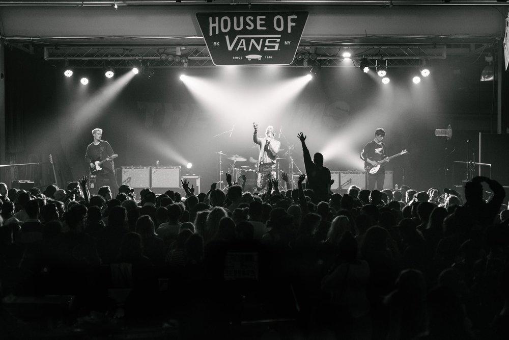 HOUSE OF VANS. - NEW YORK | Greenpoint