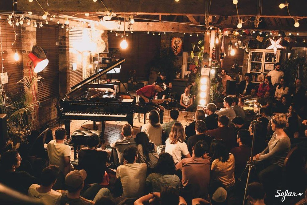 SOFAR SOUNDS. - NEW YORK | Secret location
