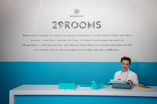 29 ROOMS. - NEW YORK, LOS ANGELES