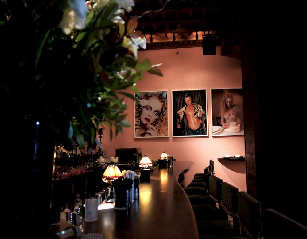 ROSE BAR. - NEW YORK