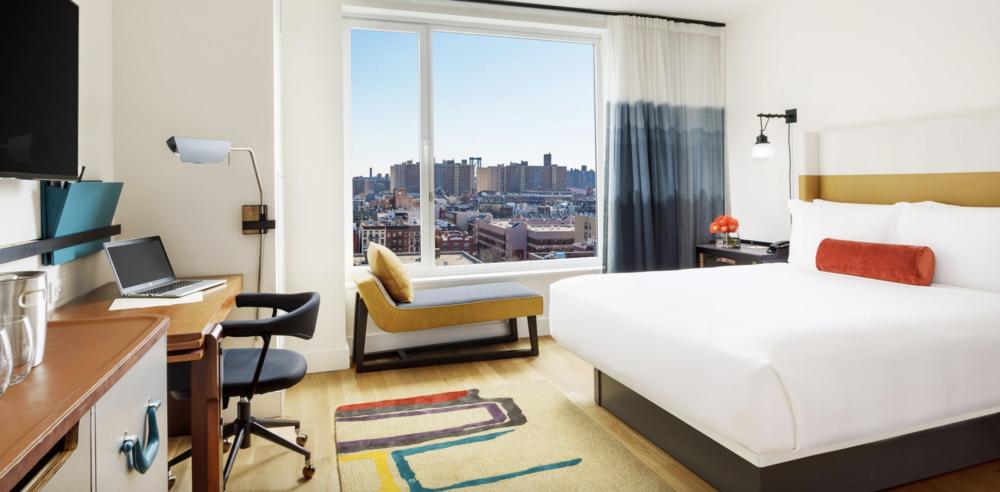 HOTEL INDIGO. - NEW YORK