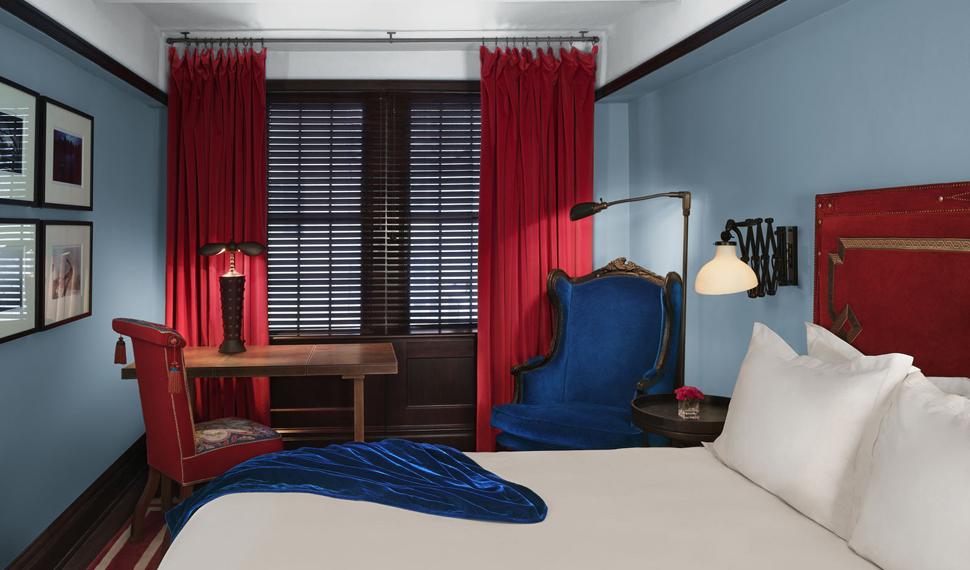GRAMERCY PARK HOTEL. - NEW YORK