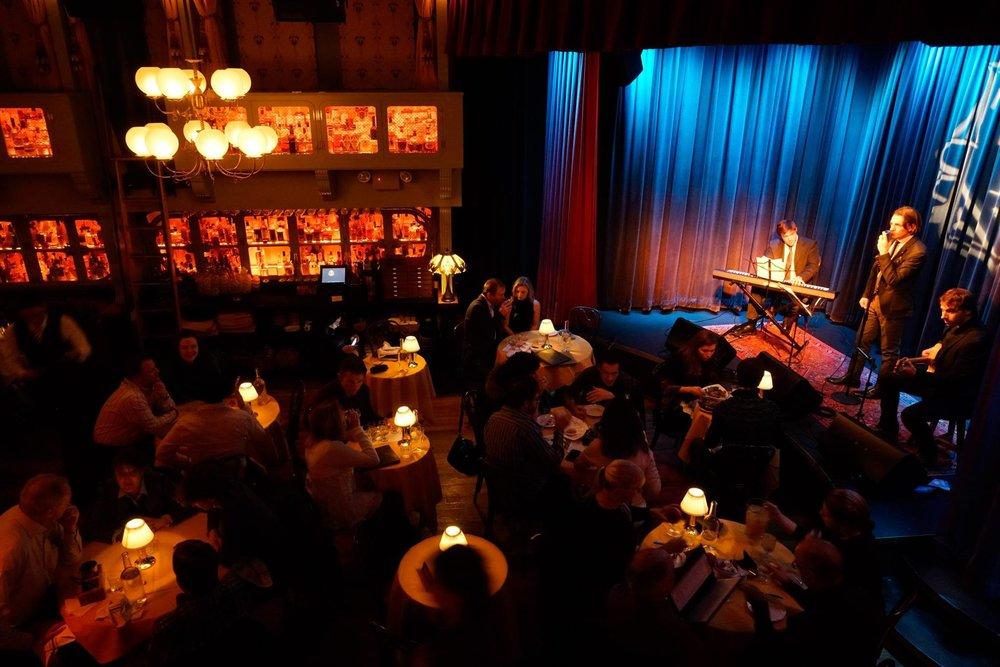 THE FLATIRON ROOM. - NEW YORK | Nomad