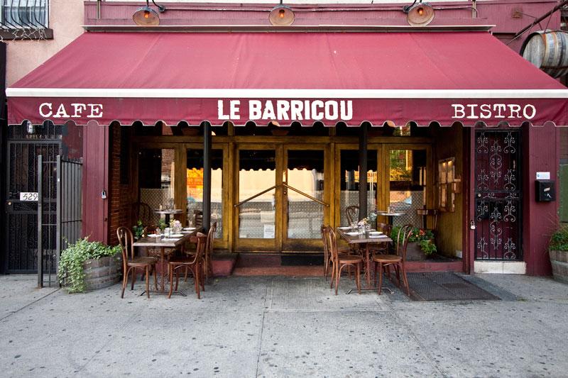 LE BARRICOU. - NEW YORK | East Williamsburg