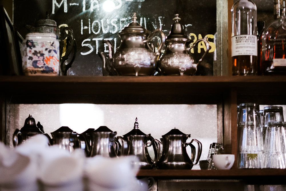 CAFE MOGADOR. - NEW YORK