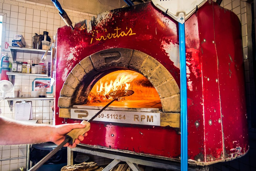ROBERTA'S PIZZA. - NEW YORK