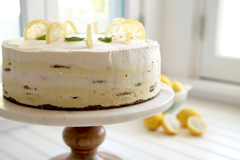 julianna strickland lemon sunshine icebox cake 1