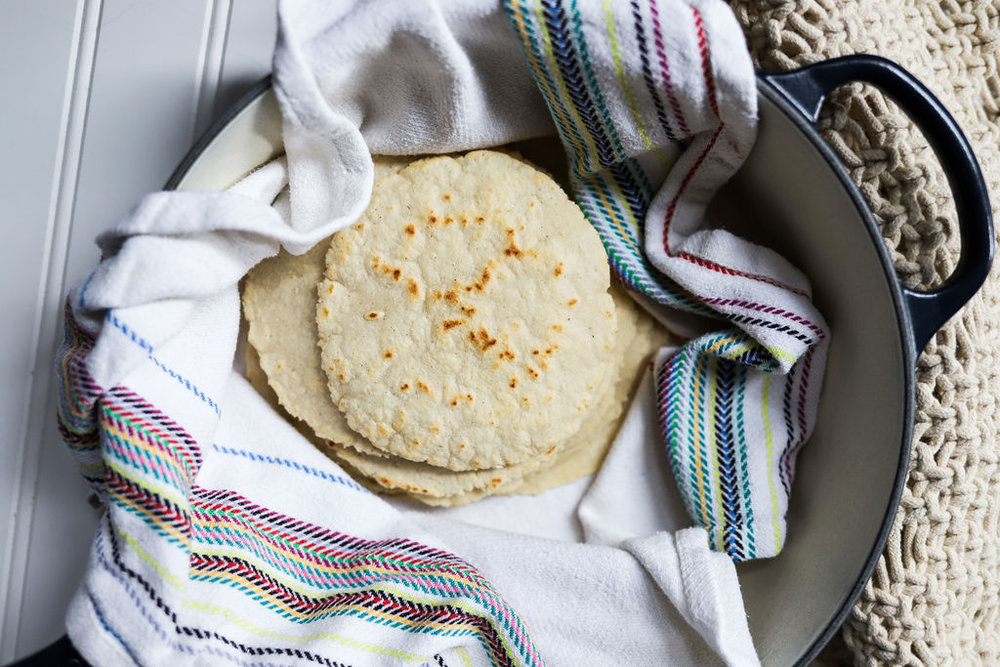 julianna strickland corn tortilla