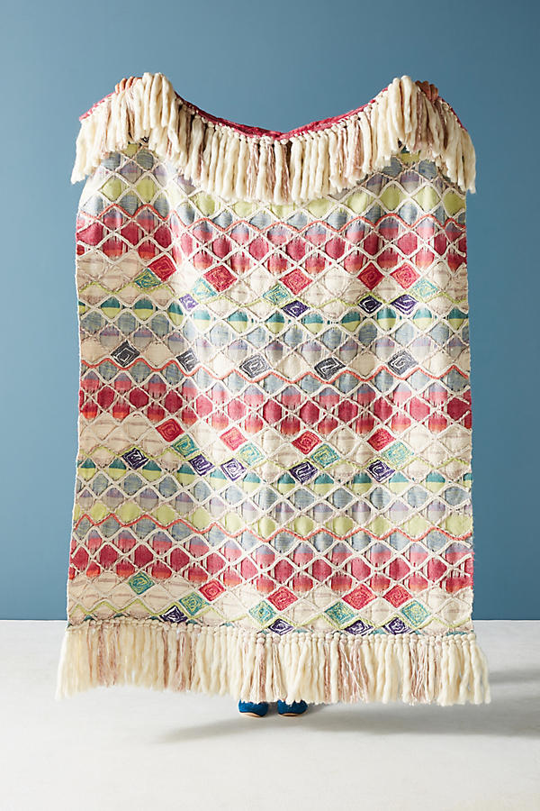 Copy of Weave & Wander Throw Blanket