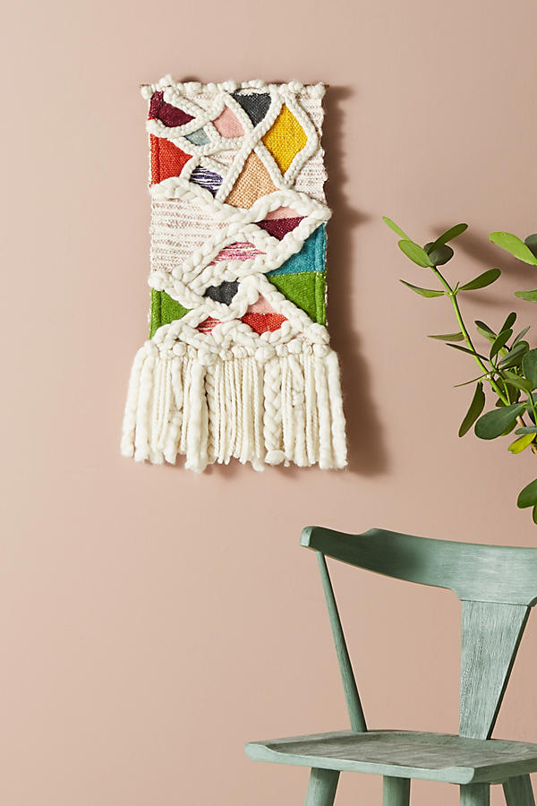 Copy of Allora Woven Wall Hanging